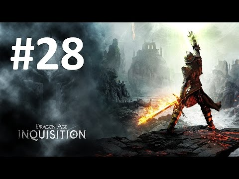 Dragon Age: Inquisition #28 - Путь Рыцаря-Чародея