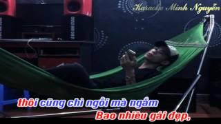 Karaoke Hotgirl Người Ta - Lê Bảo Bình (Giã Từ chế)