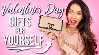 10 Valentine's Day Gifts For YOURSELF! *must-haves*