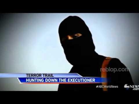 Jihadi John ISIS Hostage Executioner Identified FBI US   Man who murdered Killer Syria Islamic State