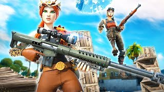 Der BESTE TRICKSHOT in FORTNITE!?