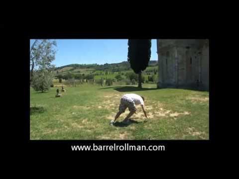Barrelrollman - Abbey of Sant'Antimo - Montalcino, Italy 6/2011