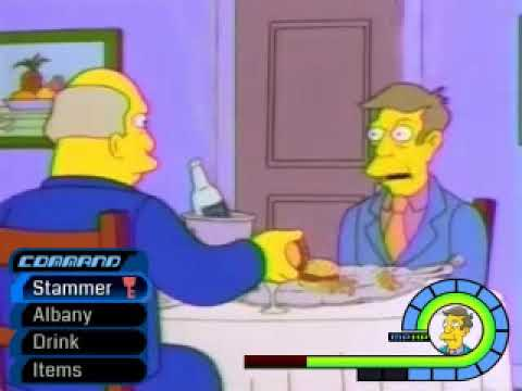 Steamed Hams but it's Kingdom Hearts