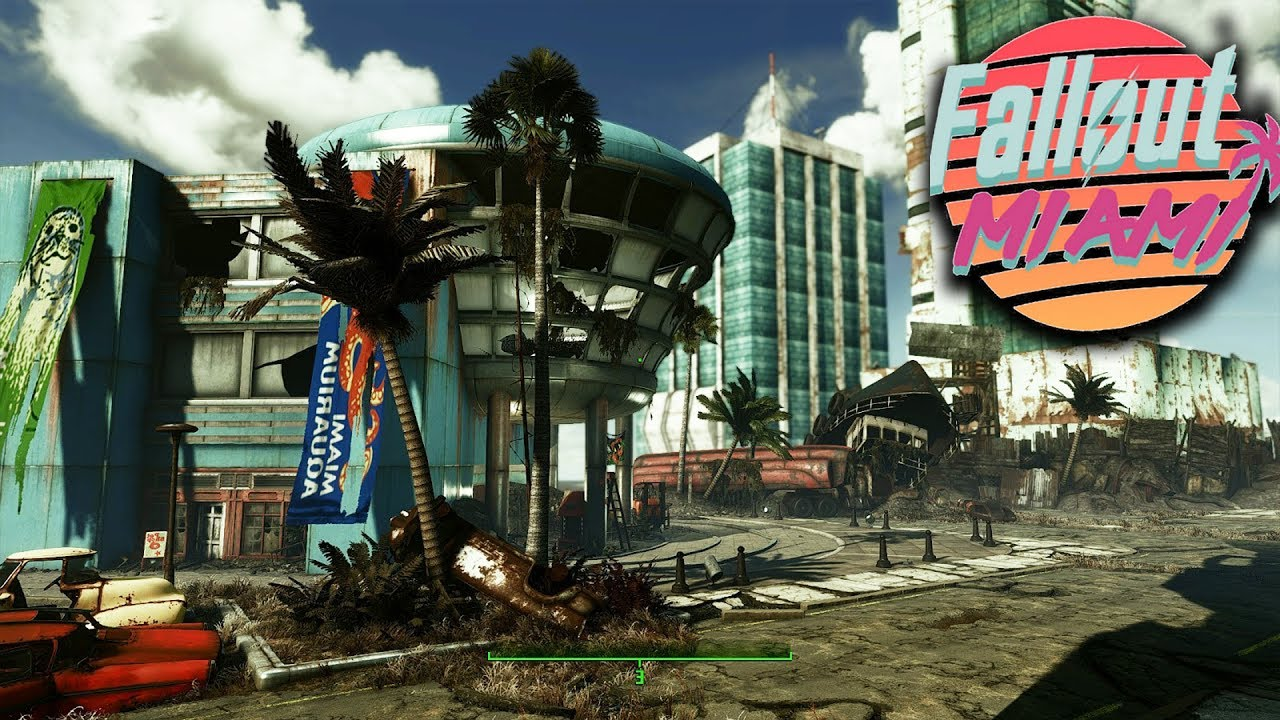 Fallout Miami - Upcoming Mods - Episode 109 - Fallout 4 ...
