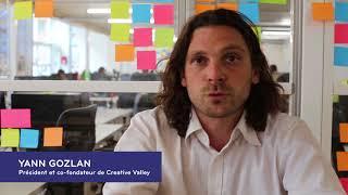 Yann Gozlan, président et co-fondateur de Creative Valley