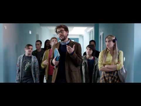 """Classe Z - Scena dal film: """"Anche la Divina Commedia è una storia d'amore..."""""""