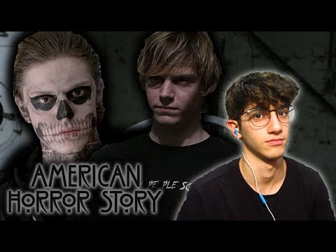 AMERICAN HORROR STORY Season 1 Is So Twisted... I LOVE IT (season 1 Reactions/commentary)