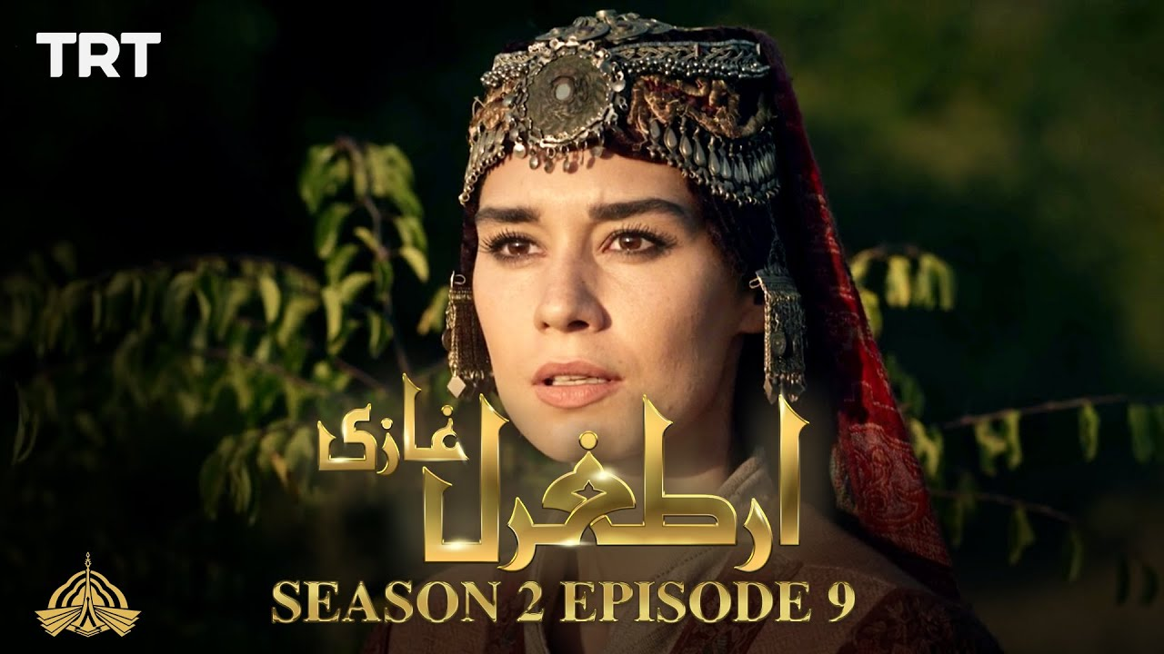 Ertugrul Ghazi Urdu | Episode 9| Season 2
