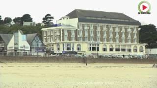 Bretagne Télé: Perros-Guirec plage de Trestraou