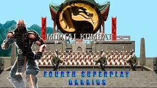 Mortal Kombat Deception - Darrius【TAS】