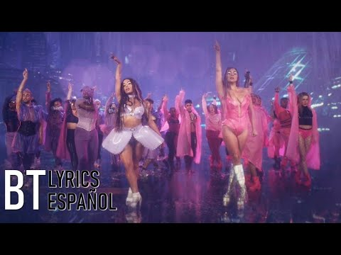Lady Gaga, Ariana Grande - Rain On Me (Lyrics + Español) Video Official