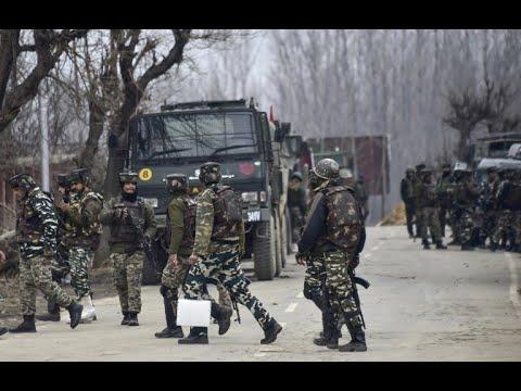 سقوط 7 قتلى من القوات الهنديّة إثر اشتباكات في ولاية كشمير