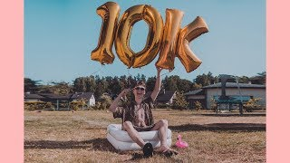 10,000 SUBSCRIBER SPECIAL!