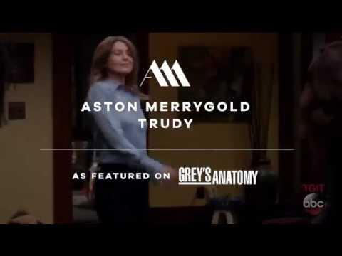 Aston Merrygold - Trudy (Featured on Grey's Anatomy)