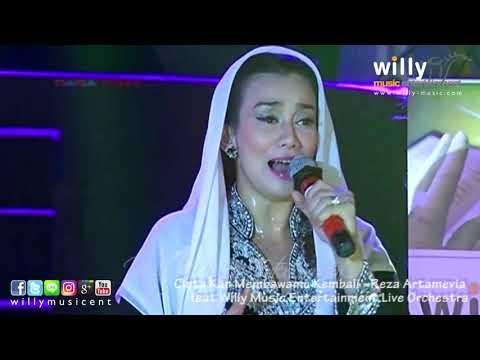 Cinta Kan Membawamu Kembali - Reza Artamevia feat WME Live Orchestra
