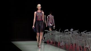 Giorgio Armani - 2016 Spring Summer Womenswear Collection