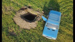 Раскопал Фундамент А ТАМ СЕРЕБРО и МНОГО ДРУГОГО !!!!