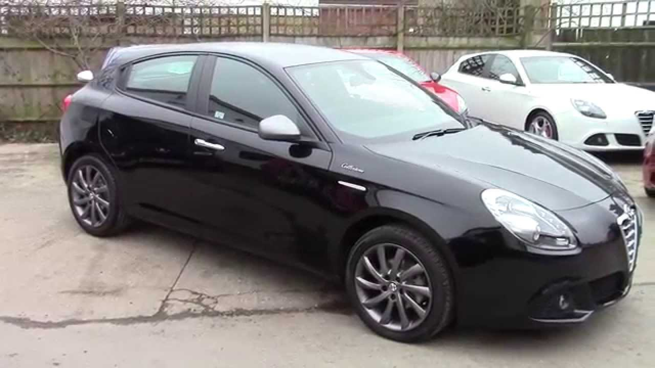 alfa romeo giulietta collezione for sale youtube. Black Bedroom Furniture Sets. Home Design Ideas