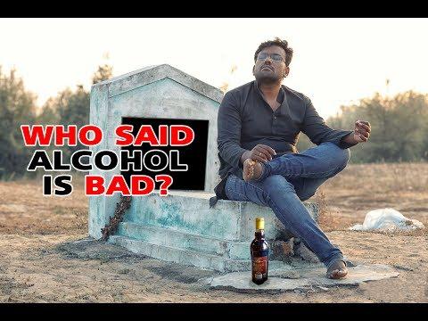 Top Benefits of ALCOHOL | Sakthi's Speech