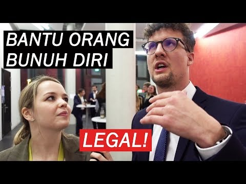 WADUH! Di Swiss bantuin orang Bunuh Diri LEGAL!! | Single Topic Interview