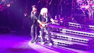 Queen+Adam Lambert - Crazy Little Thing Called Love - 2012/07/14 Hammersmith Apollo