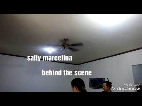 Sally marcelina kali ciliwung behind the scene