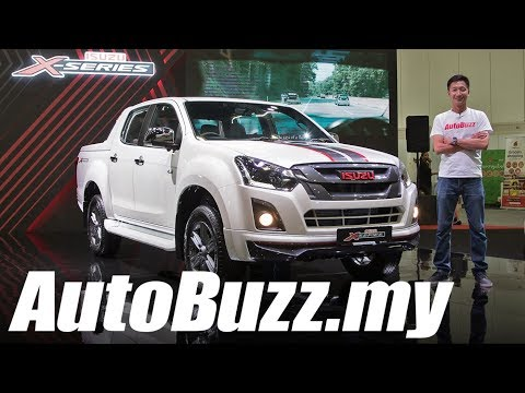 Isuzu D-MAX X Series, Things You Need To Know- AutoBuzz.my