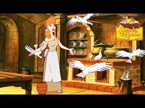 Cendrillon - Simsala Grimm HD   Dessin animé des contes de Grimm   Dessin animé des contes de Grimm
