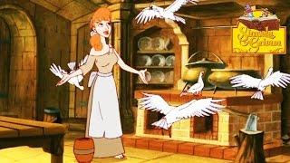Cendrillon - Simsala Grimm HD | Dessin animé des contes de Grimm | Dessin animé des contes de Grimm