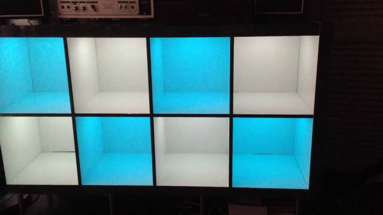 Expedit Hack Lighting Morph Youtube