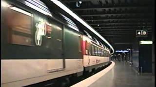 Re460 IC  チューリッヒ空港駅発車