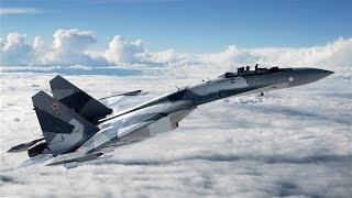 Begini Kecanggihan SU-35, Jet Tempur Pesanan TNI