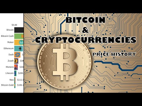 The Evolution Of Bitcoin And Cryptocurrencies | Prices History (2011-2020)