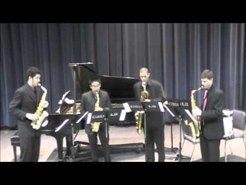 Legend of Zelda (sax quartet)