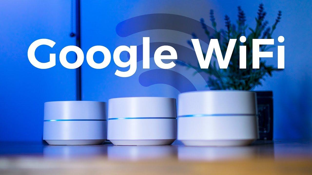 BESTE WIFI VOOR THUIS? - Google Wifi - Review - TechTime