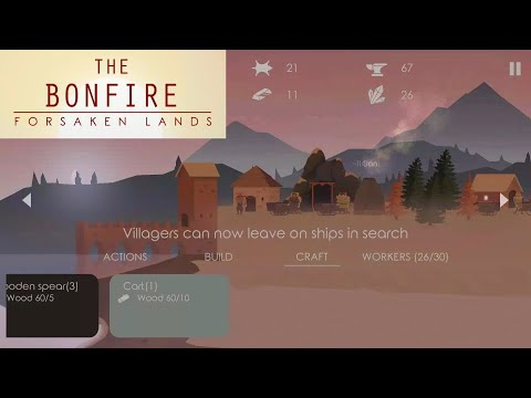 Crafting Steel Sword & Armor – Building Shipyard (3) | The Bonfire: Forsaken Lands
