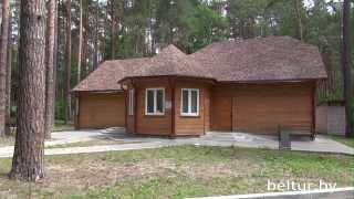 База отдыха Лесные дали - домик №2, Отдых в Беларуси.