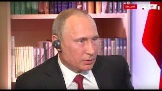 Визит Путина во Францию   акции протеста и неудобные вопросы