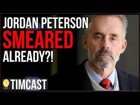 Jordan Peterson Smeared Before He Even Launched ThinkSpot