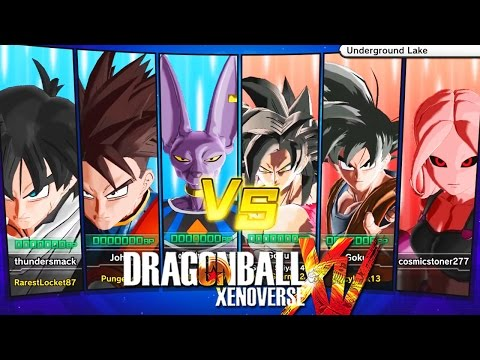Dragon Ball Xenoverse - I MET SOME VIEWERS ONLINE - (Xbox One Gameplay) E140 | Pungence