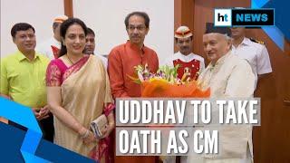 Shivaji Park decked up for Uddhav Thackeray's swearing in as Maharashtra CM