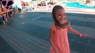 EGYPT HURGADA Jungle Aqua Park 2017 ЕГИПЕТ Джангл Аква Парк 2017 #1 Отдых в Египте ХУРГАДА