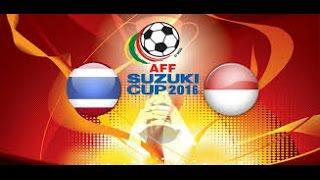 Indonesia Vs Thailand 2 - 1 Full Highlights & Goal | Final AFF Suzuki Cup 2016 Leg 1