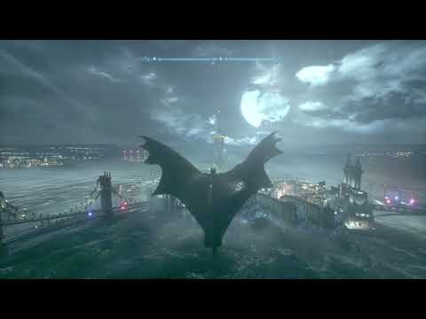 HOW TO GET OUT OF GOTHAM CITY IN BATMAN ARKHAM KNIGHT