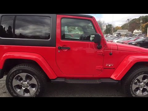 2017 Jeep Wrangler Westborough, Worcester, Framingham, Acton, Fitchburg, MA S90898A