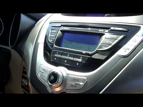 How to Sync Bluetooth Phone - 2012 Hyundai Elantra - Bob King Hyundai - Winston Salem - NC