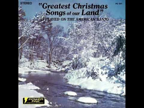 Greatest Christmas Songs Of Our Land As Played On The American Banjo Unknown  Vic Jordan
