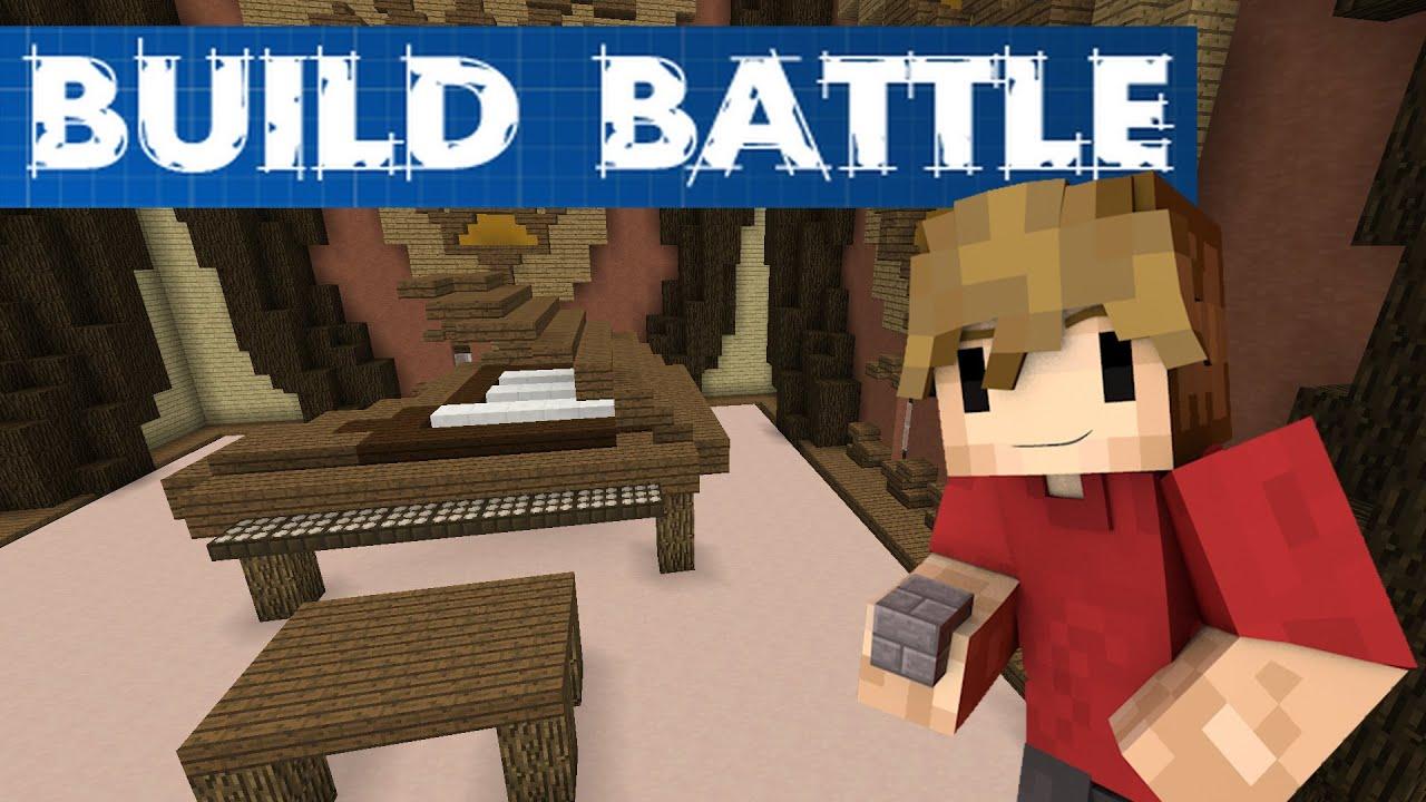 Minecraft Battle Build Battle