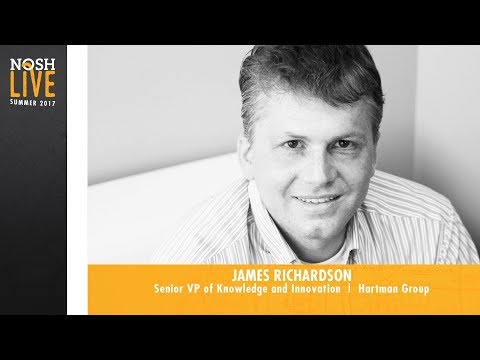 The Power of Focus for Growing Brands with James Richardson, Hartman Group