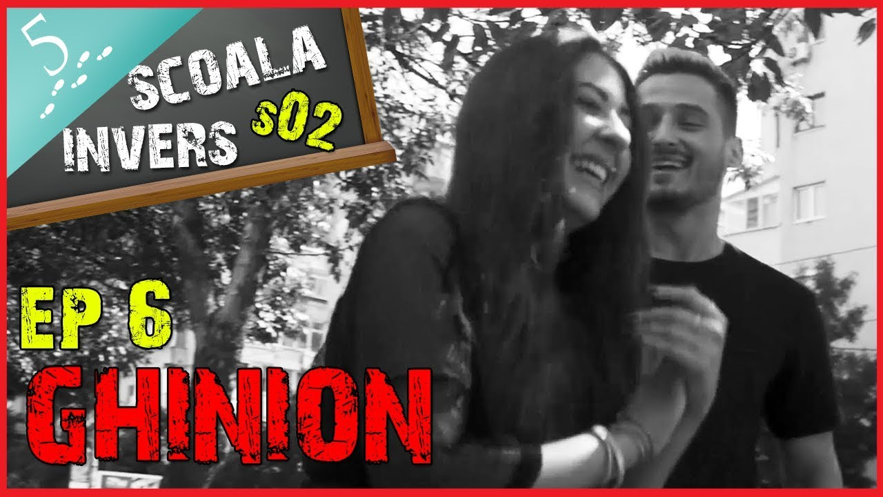 SCOALA INVERS (S02/EP6- GHINION) (guest: Nicole Cherry)